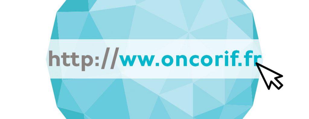 Le nouveau site ONCORIF vient d'arriver !