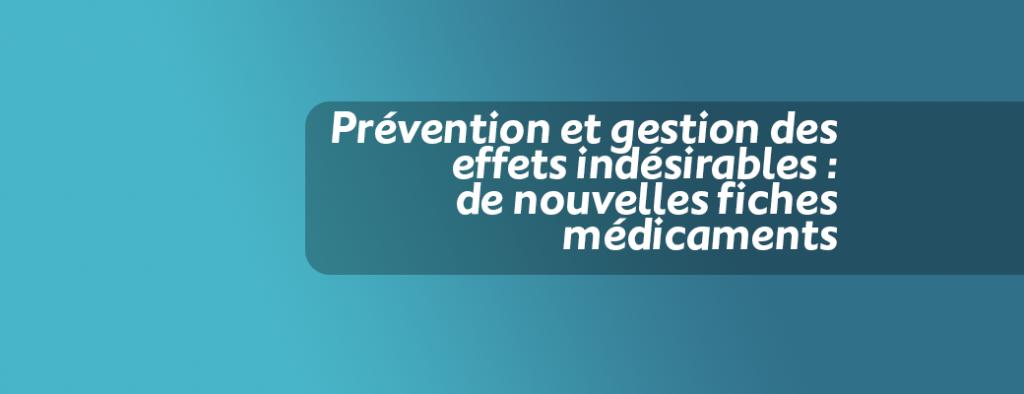 Recommandations sur la prévention et la gestion des effets indésirables des anticancéreux par voie orale
