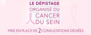 Dépistage organisé du cancer du sein : mise en place de deux consultations dédiées