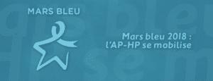 Mars Bleu : l'AP-HP se mobilise
