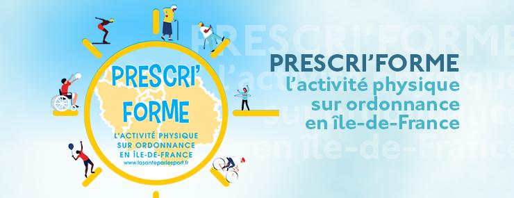 Prescri'forme : l'activité physique sur ordonnance en Île-de-France