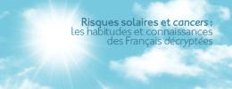 Risques solaires et cancers : les habitudes et connaissances des Français décryptées