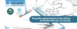 Enquête généralistes franciliens et recherche sur le cancer
