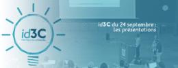 id3C du 24 septembre : les présentations