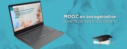 MOOC en oncogériatrie : ouverture des inscriptions